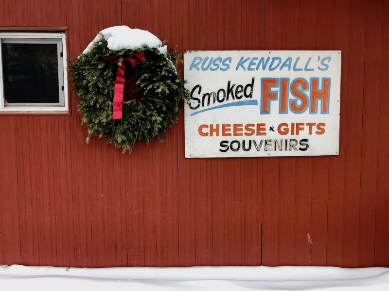 Russ Kendall's Smokehouse
