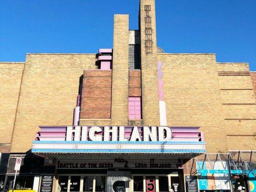 Mann Highland Theatre