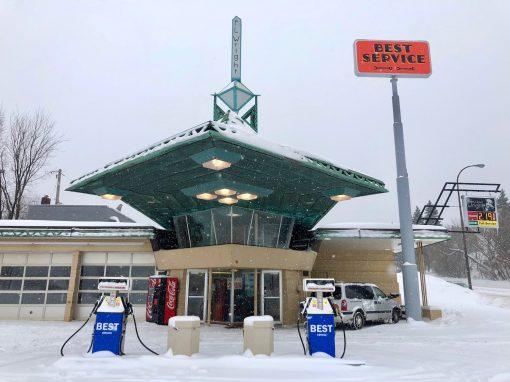 Lindholm Service Station